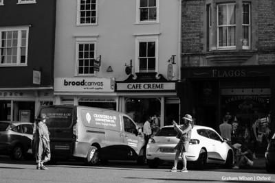 Street - Oxford