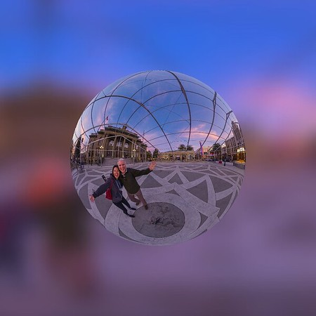 Tiny Planet Animations