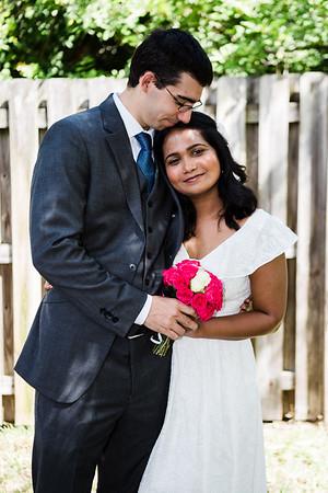 Yeshani & Brian's Wedding