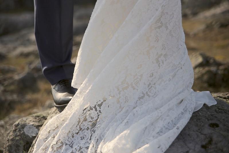 Bröllop vid Havet