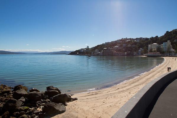 Day 9 - Wellington
