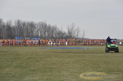 Women's Race - 2014 NCAA D1 XC Championships