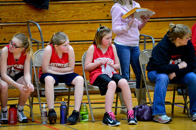 5th Grade Girls Antigo Feb 12 2011