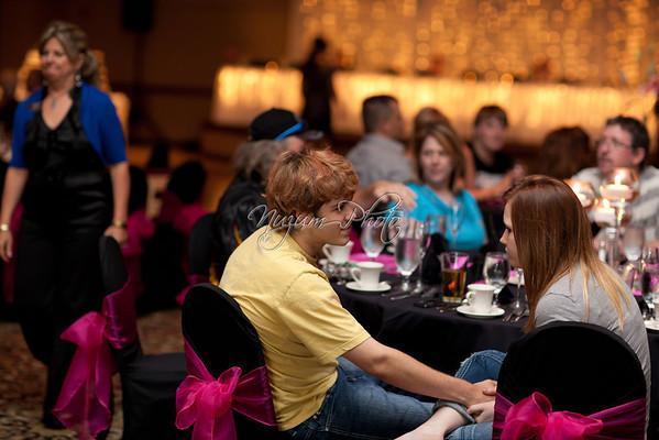 Reception - Ashley and Sean
