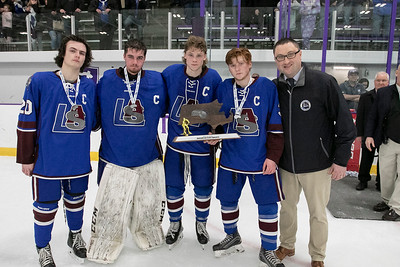 Lunenburg/Ayer-Shirley Hockey, March 7, 2020