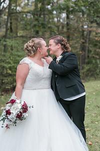 Laura and Danielle Wedding