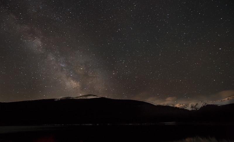 Frankieboy Photography    Billions Of Stars Astrophotography   Mount Evans Colorado