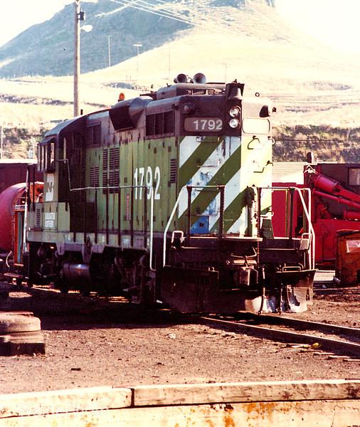 East Lewiston, Idaho 1982.