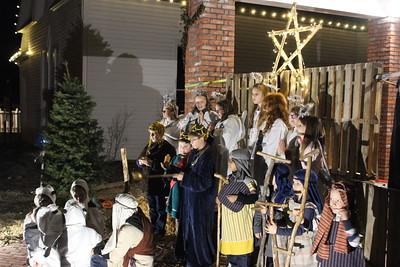 FUMC Nativity Scene, 12/11/2019