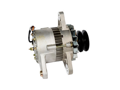 HITACHI EX 200 SERIES NEW TYPE ENGINE ALTERNATOR 24V