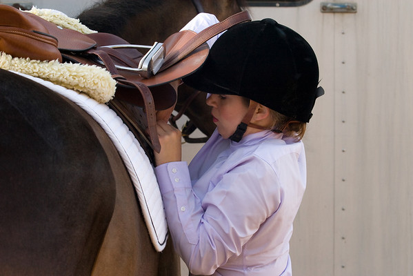Selected Photos from SMCHA Open English/Western Horse Show 2009 - Arena 1