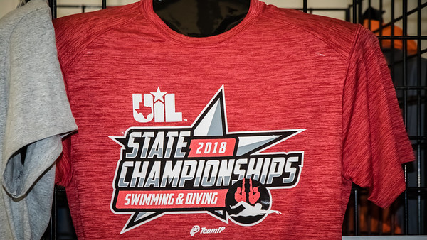 2018 UIL 5A State Swimming & Diving Championship