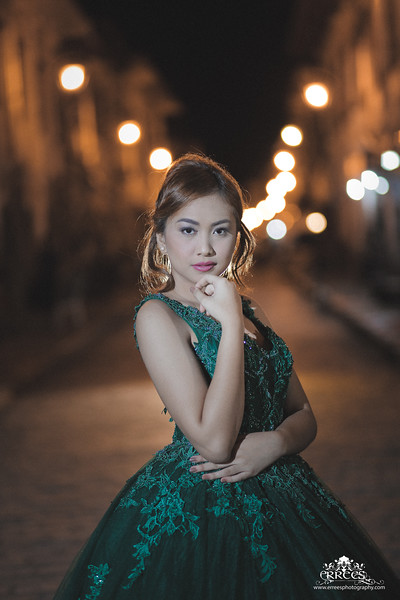 Mary Adelaine Sabio 18 Birthday ~ Errees Photography and Videography