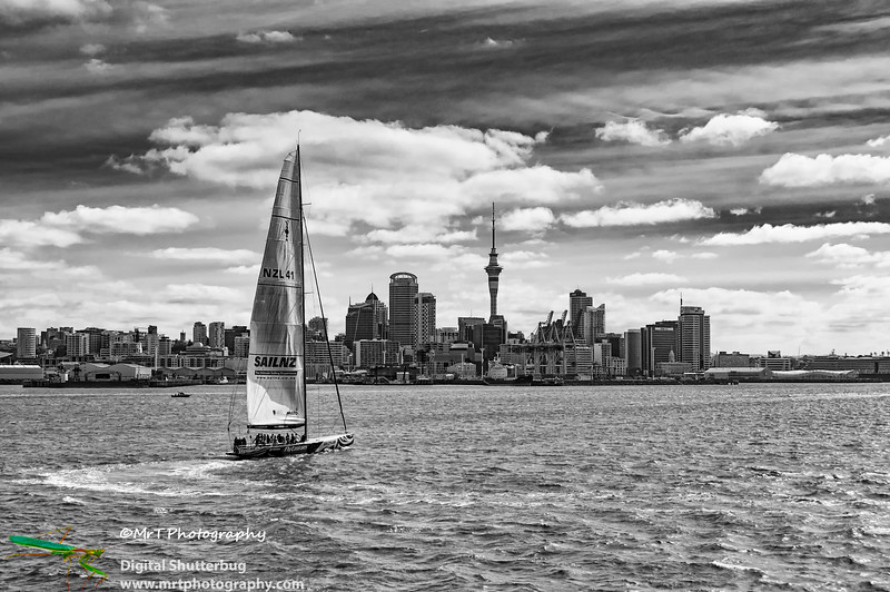 City of Sails Auckland