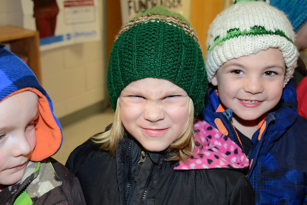 Hats On And Headed Out…Ms Martin's Pre-K photos by Gary Baker