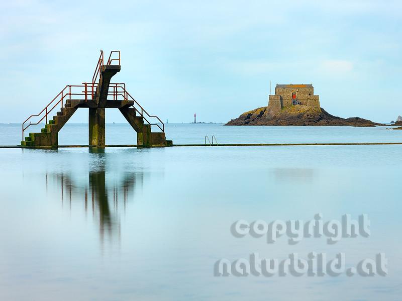 16B-01-68 - Saint-Malo Meerwasser Schwimmbecken