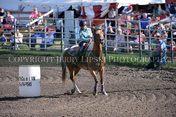Event 32  -  Pony Barrels
