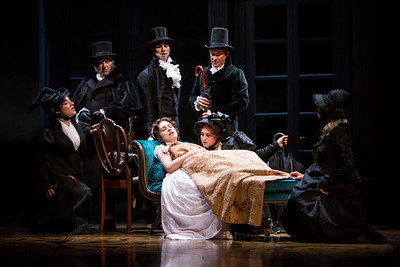 Sense and Sensibility at the Guthrie Theatre