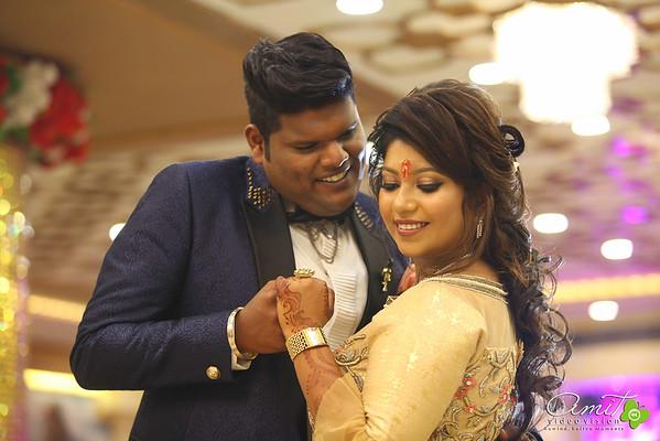 Shubhankar & Anushtha