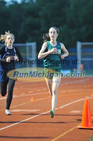 B&G 800 Meter Run - 2013 Oakland County Track Meet