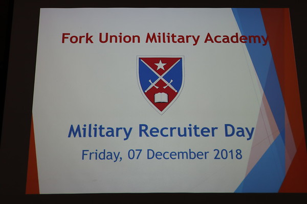 Military Recruiter Day