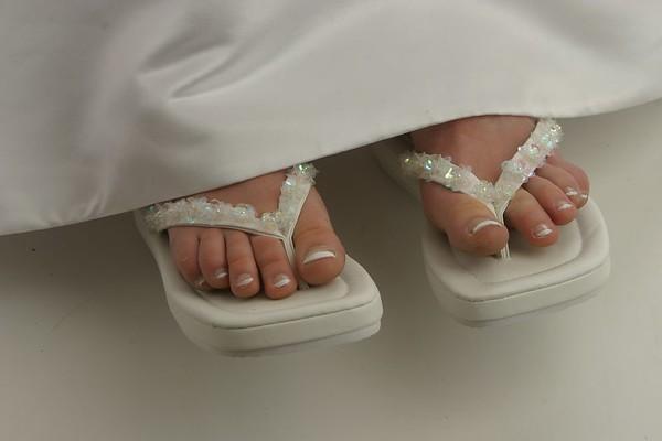 Bridals - in our studio
