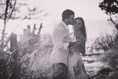Chelsea and Philip - Sandy Hook