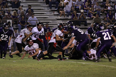 Varsity Football vs. San Saba