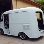Ice Cream Truck Build