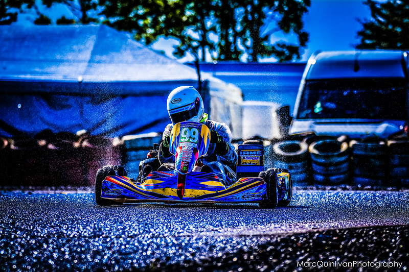 Motorsport Ireland Karting Championship 2016 - Round 9 - Galway