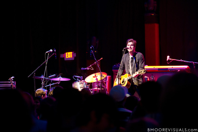 Graham Colton performs on March 11, 2010 at State Theatre in St. Petersburg, Florida