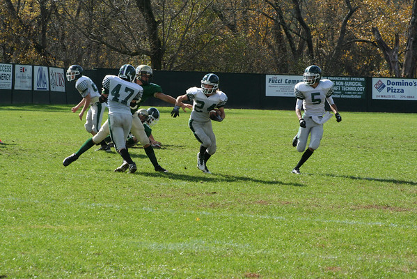 WUHS Football vs MSJ