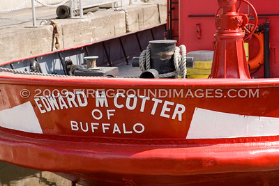 Edward M. Cotter Fireboat (Buffalo, NY)