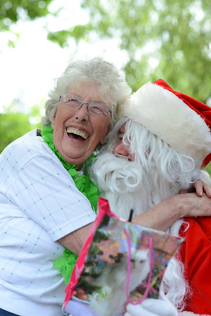 Grandma & Grandpa Harwood
