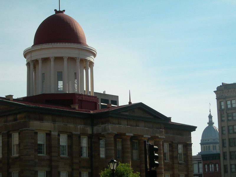 Old State Capitol, Springfield IL