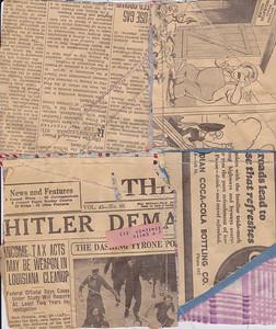 Newspaper 1939