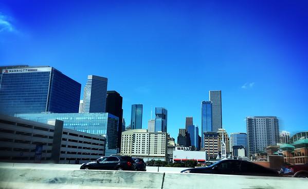 Houston and Sugar Land, Texas