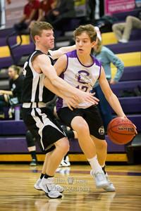 CCS JV Basketball vs OKC Knights, December 6