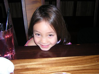 My God-daughter, Tara