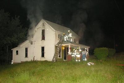 06-20-12 Jackson Twp FD House Fire