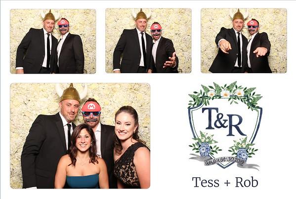 Tess and Rob's Wedding