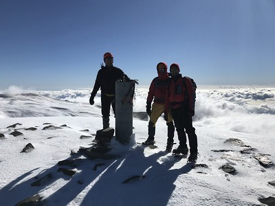 Cerro de Caballo 5 Dec 2017