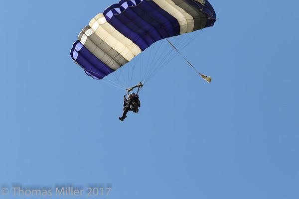 Skydiving May 2017