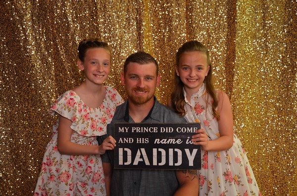 Daddy Daughter Dance 5/29/18