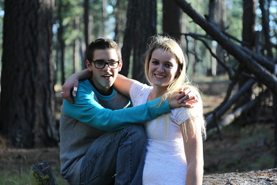 Mike & Alisha 2012