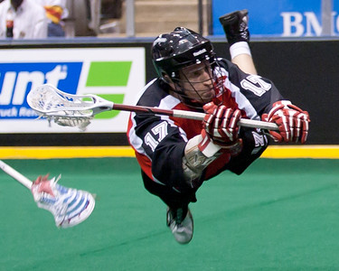 Calgary Roughnecks @ Toronto Rock 12 February 2011
