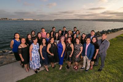 Santo Tomas Nurses Reunion San Diego 07-2018