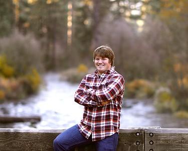 Brady Wessel Senior Pictures 2018 10-14-2017