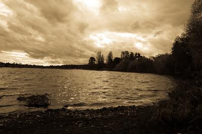 Green Lake - November 2008
