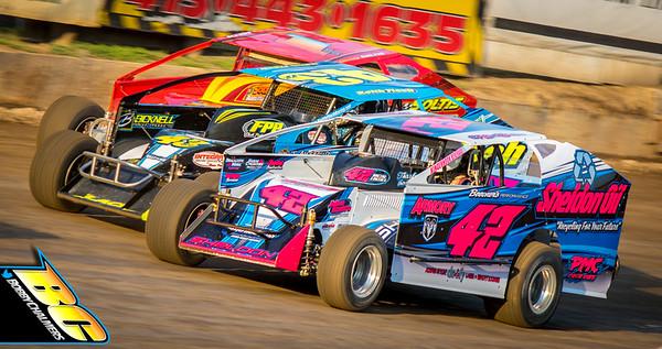 Lebanon Valley Speedway - 8/13/16 - Bobby Chalmers